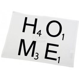 Serwety Na Stół Białe HOME (2 szt.)