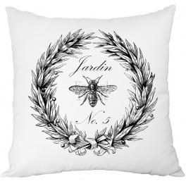 Poduszki Ozdobne Białe JARDIN