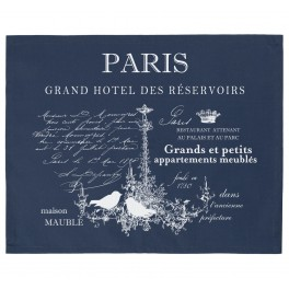 Serwety Na Stół Granatowe PARIS (2 szt.)