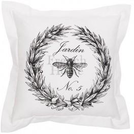 Poduszki Dekoracyjne Białe JARDIN