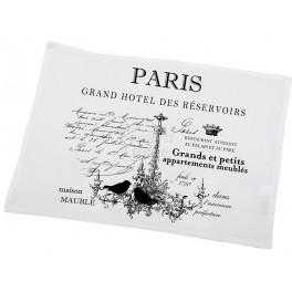 Serwety Na Stół Białe PARIS (2 szt.)